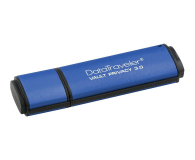 Kingston 8GB DataTraveler VP30 AES Encrypted USB 3.0 - 162178 - zdjęcie 1