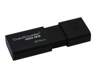 Kingston 64GB DataTraveler 100 G3 (USB 3.0) - 126211 - zdjęcie 1