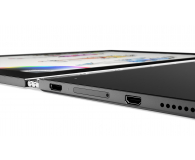 Lenovo YOGA Book x5-Z8550/4GB/64GB/Win10Pro LTE Czarny - 386093 - zdjęcie 7