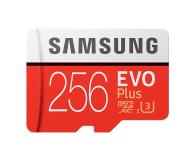Samsung 256GB microSDXC Evo Plus zapis 90MB/s odcz 100MB/s - 360786 - zdjęcie 1