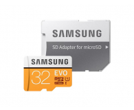 Samsung 32GB microSDHC Evo zapis 20MB/s odczyt 95MB/s  - 360771 - zdjęcie 3