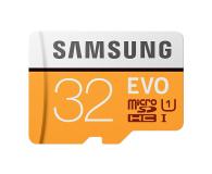 Samsung 32GB microSDHC Evo zapis 20MB/s odczyt 95MB/s  - 360771 - zdjęcie 1