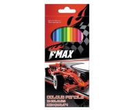 Starpak Kredki ołówkowe 12 kol. FMAX - 359559 - zdjęcie 1