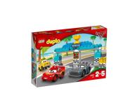 LEGO DUPLO Disney Cars Wyścig o Złoty Tłok - 362451 - zdjęcie 1