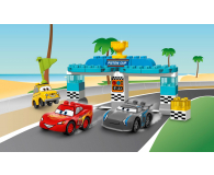 LEGO DUPLO Disney Cars Wyścig o Złoty Tłok - 362451 - zdjęcie 3