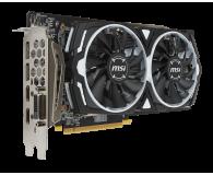 MSI Radeon RX 580 ARMOR OC 8GB GDDR5 - 362223 - zdjęcie 2