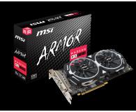 MSI Radeon RX 580 ARMOR OC 8GB GDDR5 - 362223 - zdjęcie 1