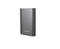 ADATA Power Bank 10050 mAh tytanowy z quickcharge (AA10050QC-USBC-5V-CTI)