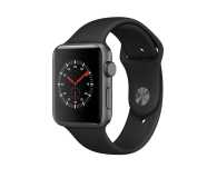 Apple Watch 3 38/SpaceGray Aluminium/BlackSport GPS (MQKV2MP/A)