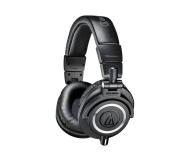 Audio-Technica ATH-M50X czarny (ATH-M50X)