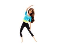Barbie Made to Move niebieski top (DHL81 DJY08)