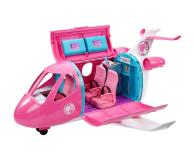 Barbie Samolot Barbie w podróży (GDG76)