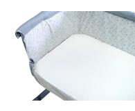 Chicco Oddychająca mata na materac do łóżeczka Next2me (8058664063024)