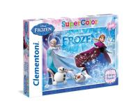 Clementoni Puzzle Disney Frozen Glitter 104 el. z brokatem (29712)