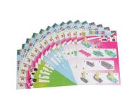 CLICS Plany budowy 15 kart (24 w 1) - Glitter (CP011)