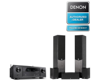 Denon AVR-X1300W Cinematic black (AVR-X1300W Cinematic black)