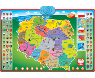 Dumel Discovery Interaktywna Mapa Polski 61171 (DD 61171)