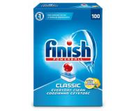 Finish Tabletki do zmywarki Classic 100 szt. cytrynowe (5997321733616)