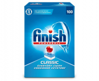 Finish Tabletki do zmywarki Classic 100 szt. regularne (5900627066692)