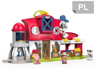 Fisher-Price Little People Muzyczna Farma (FKD34)