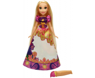 Hasbro Disney Princess Roszpunka w magicznej sukience  (B5297 )