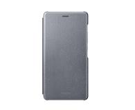Huawei Etui z Klapką do Huawei P9 Lite szare (6901443106417)