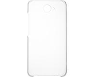 Huawei Plecki Plastikowe do Huawei Y7 Przezroczyste (6901443176373)