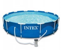 INTEX Basen stelażowy ogrodowy 366x76 cm (28212GN)