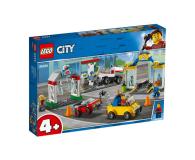 LEGO City Centrum motoryzacyjne (60232)