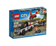 LEGO City Wyścigowy zespół quadowy (60148)