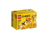 LEGO Classic  Pomarańczowy zestaw kreatywny (10709)