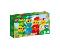 LEGO DUPLO Moje pierwsze emocje (10861)