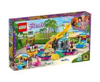LEGO  Friends Impreza Andrei na basenie  (41374)