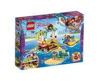 LEGO  Friends Na ratunek żółwiom (41376)