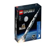 LEGO IDEAS Rakieta NASA Apollo Saturn V (21309)