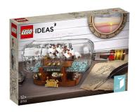 LEGO IDEAS Statek w butelce (21313)