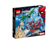 LEGO Marvel Spider-Man Mechaniczny pająk Spider-Mana (76114)