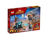 LEGO Marvel Super Heroes Poszukiwanie broni Thora (76102)