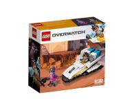 LEGO Overwatch Smuga vs. Trupia Wdowa (75970)