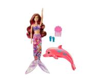 Mattel Barbie Delfiny z Magicznej Wyspy Tajemnicza Syrena (FBD64)