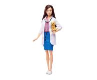 Mattel Barbie Weterynarz z pieskiem (DVF50 DVF58)