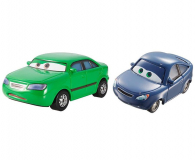 Mattel Disney Cars Dan Sclarkenberg i Kim Carllins  (Y0506 DHL16)