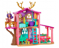 Mattel Enchantimals Wonderwood Domek Jelonków (FRH50)