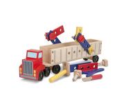 Melissa & Doug Duża ciężarówka zestaw (12758)