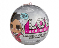 MGA Entertainment L.O.L Surprise Bling Laleczka Niespodzianka S3-1 (035051557074)