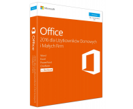 Microsoft Office 2016 dla Użytk. Domowych i Małych Firm  (T5D-02786)