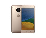 Motorola Moto G5 3/16GB Dual SIM złoty (PA610058CZ)