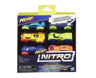 NERF Nitro Foam Car 6pak (C3173)