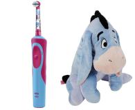 Oral-B D12 Kids Frozen + Kłapouchy  (295848+509855)