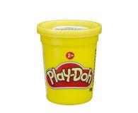 Play-Doh Pojedyncza tuba żółta (B7412)